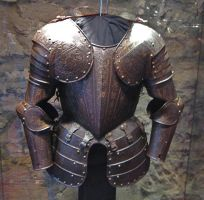 Ornate Breastplate by simfonic