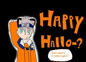 Happy Hallo- what by oozsinfered