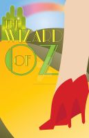 Wizard of Oz Poster C by MIKEYCPARISII