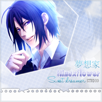 Icon: Hijikata by HinaxFlower