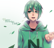 HBD TINK by Purikko
