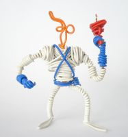Cable Earthworm Jim by pabloyungblut