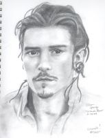 Orlando Bloom by drumz4megrl