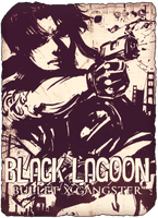 [Grow In Power #3] Black Lagoon by Yuu-graphique