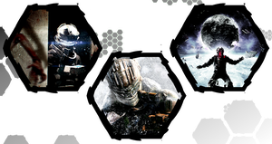 Dead Space 3 by WE4PONX