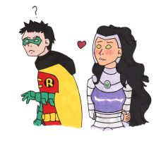 Damian and Mar'i by TarelElenar