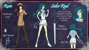 Sailor Rigel by ChelseaDanger