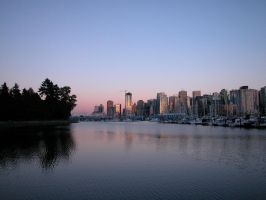 Beautiful Vancouver by greent