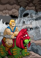he-man by nedesem