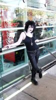 Sandman Death cosplay -2- by hanyaanfaery