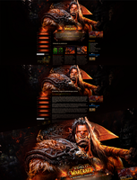 World of Warcraft Warlords of Draenor WP Theme by Forza27