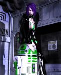 Droid Love by Aphrodite-NS