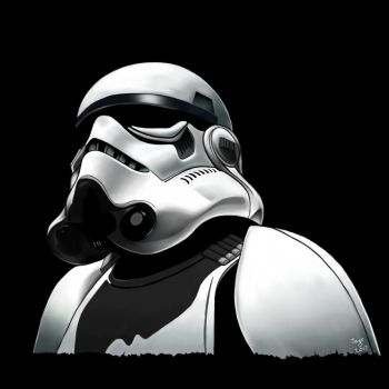 Storm trooper  by Jags4