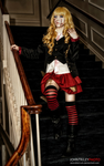 Umineko Cosplay: The Golden Witch, Beatrice by Redustrial-Ruin