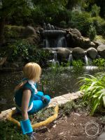 Final Fantasy IX: Healing Spring by ElleBrat
