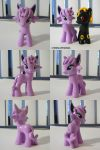 Espeon Ponymon by ChibiSilverWings
