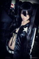 Black Rock Shooter - 01 by eriotiku