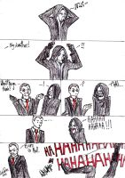 Re-draw - Kane's Suit - Taker's Reaction by Adula11
