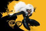 Black Cat Again by clonerh