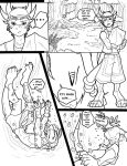 Spar with me pg. 12 by AstroZerk