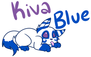 Kiva being a silly by x-Fox-Feathers-x
