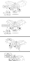 Magolor's Bad News by BlackWaltzVevina