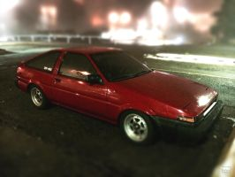 Legendary AE86/SR5 by DmanM