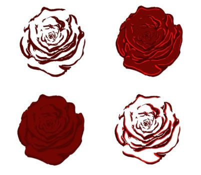 Four Roses by ThatKidSid426