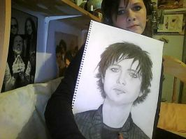 Billie Joe Armstrong Xx by mychemplan