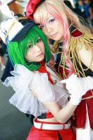 Macross Frontier - Ranka Sheryl 30th Anniversary by Xeno-Photography