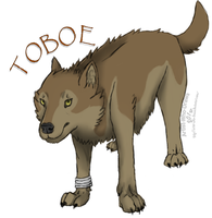 Toboe by Artist-Who-Draws