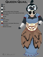 Queen Quail by XombieJunky