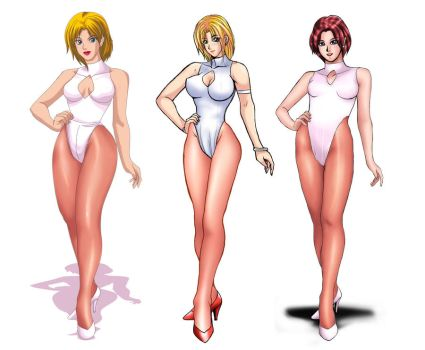 girls style comparison by Shayeragal