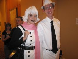Kumoricon2012- Mom and Dad by KamiyaAkuto