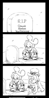 Poor Oswald VanHelsing by hentaib2319