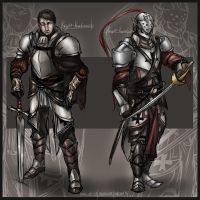Concept - Knights Templars by Paleblood