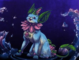 Waterlily by Silverbirch