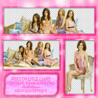 Pretty Little Liar Pack PNG -NeonLightsPNG'S by SoffMalik