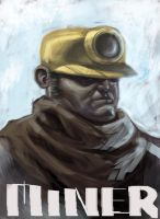 Miner by bolognafingers