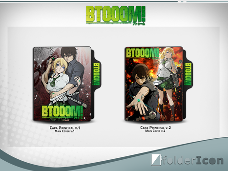 BTOOOM! Icon Pack by GianMendes