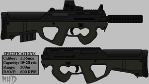 Magpul PDR Ver.2 by hughesdm
