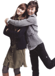 Render 24 - Jessica e Tiffany (SNSD) by Starphine