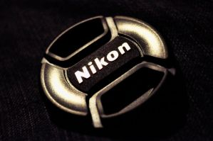 Nikon 5000D lens cap by im7md