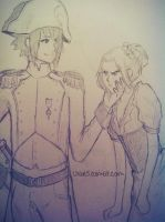 Sasusaku: Stop talking by Uxia15