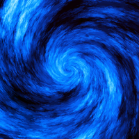 Whirlwind in blue by luisbc
