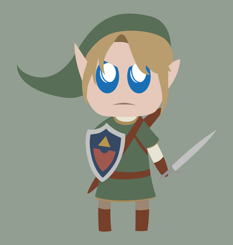 Link Chibi by Sylars-Apprentice
