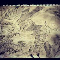 I AM THE CATACLYSM by TomN7