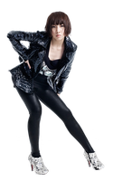 Minzy (2NE1) png [render] by Sellscarol