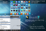 iWindows 7 iPhone Theme v1.0 by iSanY