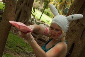 Cosplay - Fionna Adventure time by slayer500
